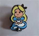 Disney Trading Pin 119512 Cute Stylized Characters Mystery Pin Pack - Alice