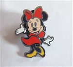 Disney Trading Pin  119513 Cute Stylized Characters Mystery Pin Pack - Minnie