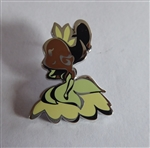 Disney Trading Pin 119520 Cute Stylized Princesses Booster Set - Tiana Only