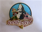 Disney Trading Pins   119523 DLR - Sounds of the Season: Matterhorn - Goofy