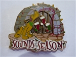 Disney Trading Pin 119525 DLR - Sounds of the Season: Pirates of the Caribbean - Pluto
