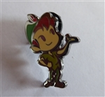 Disney Trading Pin 119538 Cute Stylized Characters Mystery Pin Pack - Peter Pan