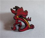 Disney Trading Pin 119541 Cute Stylized Characters Mystery Pin Pack - Mushu