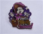 Disney Trading Pin 119546 Pirate Bling is my Thing - Minnie Mouse