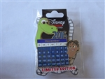 Disney Trading Pin 119570 DSSH - Pixar Calendar - Surprise Release - December - The Good Dinosaur