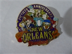 Disney Trading Pin  119612 DLR - New Orleans Square - 50th Anniversary