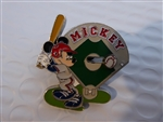 Disney Trading Pins 12 Months of Magic - Mickey Baseball (Slider)
