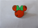 Disney Trading Pin 119765 DLR - 2017 Hidden Mickey - Minnie Fruit Icons - Orange