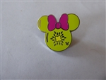 Disney Trading Pin 119766 DLR - 2017 Hidden Mickey - Minnie Fruit Icons - Kiwi Fruit