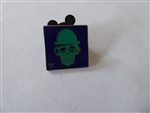 Disney Trading Pin 119770 DLR - 2017 Hidden Mickey - Attraction Icons - Haunted Mansion