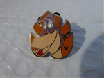 Disney Trading Pin 119781 DLR - 2017 Hidden Mickey - Jungle Book Characters - King Louie