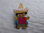 Disney Trading Pins 119944 its a small world Mystery Collection 2016 - Boy from Mexico