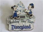 Disney Trading Pin 119947 DLR - Holiday Time at Disneyland 2013 Tour Pin