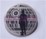 Disney Trading Pin 119963 Star Wars: Rogue One - Jyn Erso - Death Star Defiance