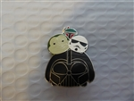 Disney Trading Pin 119966 Tsum Tsum Slider Series - Star Wars Villains