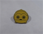 Disney Trading Pin 120054 Star Wars - Tsum Tsum Mystery Pin Pack - Series 1 - C-3P0