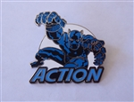 Disney Trading Pin 120065 Marvel - Black Panther - Action