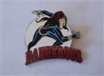 Disney Trading Pin 120067 Marvel - Black Widow - Dangerous