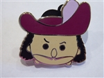Disney Trading Pin 120156 Tsum Tsum Mystery 3 Series: Captain Hook