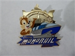 Disney Trading Pins 120296 DLR - Monorail Mystery Collection - Chip
