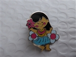 Disney Trading Pins 120390 its a Small World Mystery Collection 2016 - Girl from Hawaii