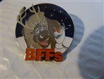 BFFs Mystery Pin Collection - Sven and Olaf