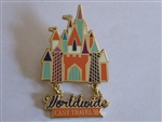 Disney Trading Pin 120517 Cast Exclusive - Worldwide Cast Travel Co.