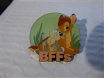 Disney Trading Pins 120521 BFFs Mystery Pin Collection - Thumper and Bambi