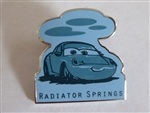 Disney Trading Pin 120666 Radiator Springs Booster Set - Sally