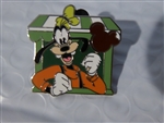 Disney Trading Pin  120712 Delicious Disney - Pin Trading Starter Set - Goofy Mickey Ice Cream ONLY