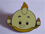 Disney Trading Pin  120761 Belle & Friends Tsum Tsum Mystery Set - Lumiere Only