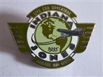 Disney Trading Pin  120805 Indiana Jones Pilot Wings