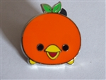 Disney Trading Pin 120859 Adventureland Tsum Tsum Booster Set - Orange Bird