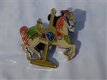 Disney Trading Pins  121046 Kingdom Carousel Booster Set - Peter Pan Horse Only