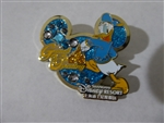 Disney Trading Pin 121120 SDR - Grand Opening - Donald