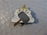 Disney Trading Pin 121154 DS - 30th Anniversary Commemorative Pin Series - Week 8 - Thor
