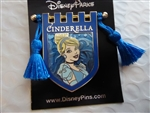Disney Trading Pin 121174 Princess Tapestry - Cinderella