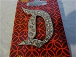 Disney Trading Pin 121176 DLR - Gothic D - Jeweled