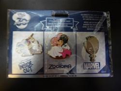 Disney Cool Characters Mini Pin Donald Pin UG:89353