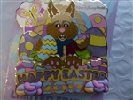 Disney Trading Pin  121426 WDW - Happy Easter 2017 - Bean Bunny