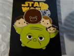Disney Trading Pins 121486 Tsum Tsum Slider Series - Star Wars Heroes