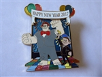 Disney Trading Pin 121685 WDI - 2017 New Year - Wreck-it Ralph Surprise Release