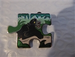Disney Trading Pin 121724 Jungle Book Character Connection Mystery Collection - Bagheera