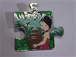 Disney Trading Pin   121729 Jungle Book Character Connection Mystery Collection - Shanti