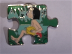 Disney Trading Pin  121731 Jungle Book Character Connection Mystery Collection - Mowgli