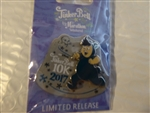 Disney Trading Pin 121835 DLR - runDisney - 2017 Tinker Bell Half Marathon Weekend - 10K Event Pin
