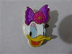 Disney Trading Pin 121943 SDR - Grand Opening - Daisy Head