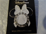 Disney Trading Pin 122001 Minnie Mrs. Wedding Ring