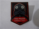 Disney Trading Pin 122012 DLP - Star Wars Helmet Booster Set - Tie Fighter only