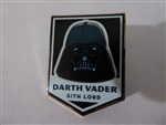 Disney Trading Pin 122013 DLP - Star Wars Helmet Booster Set - Darth Vader only